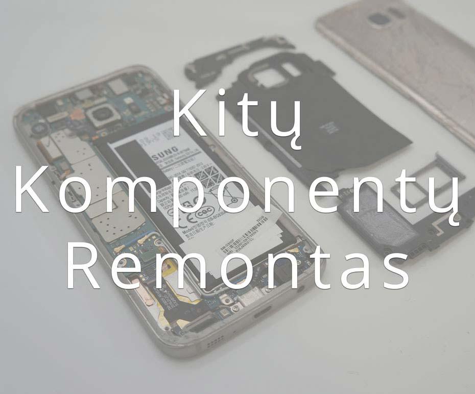 Telefonų komponentai