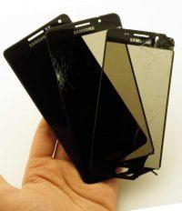 Samsung Ekrano stikliukų keitimas