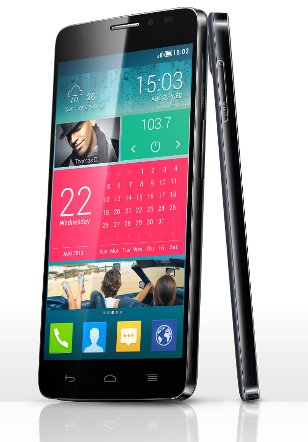 Alcatel One Touch Idol X (OT-6040X)