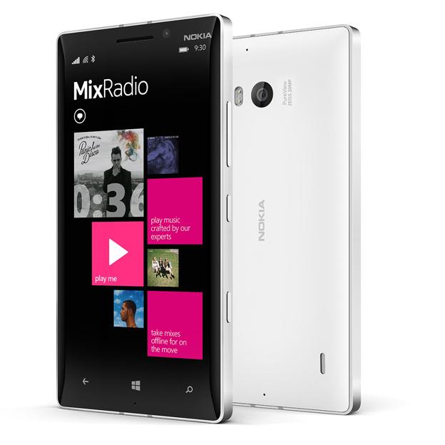Nokia Lumia 930 ekrano keitimas