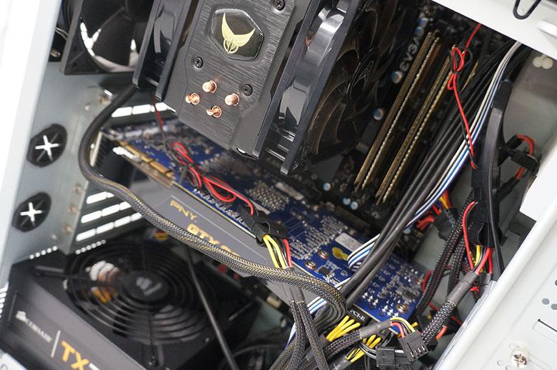 kompiuterių surinkimas