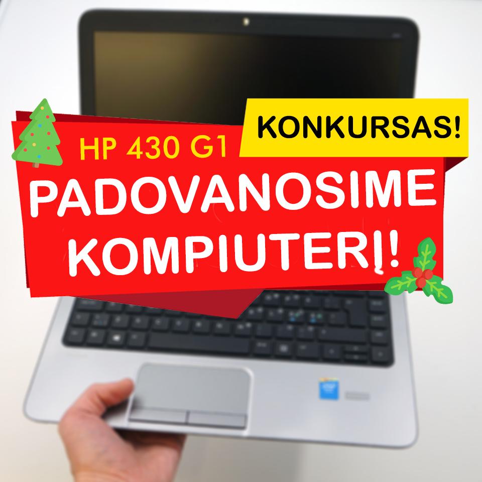 Dovanojame kompiuterį!