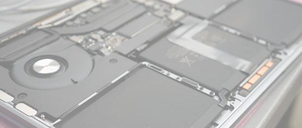 nebelaiko Macbook pro A1708 baterija?