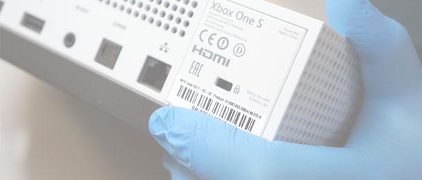 Xbox One dulkių valymas