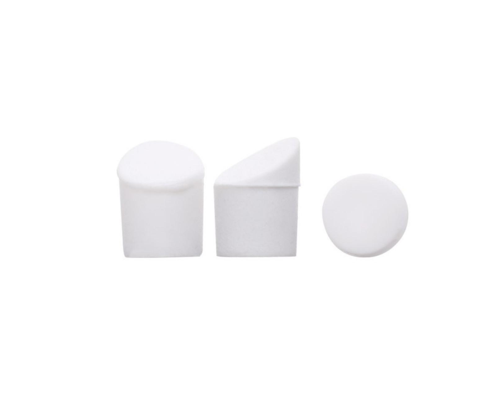 Xiaomi galinio purvasaugio varžtų guminiai dangteliai